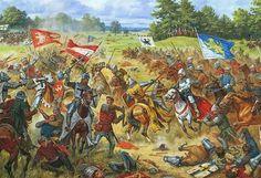 Η μάχη του Γκρούνβαλντ (Grunwald) 15 Ιουλίου 1410