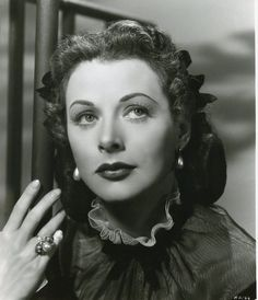 Hedy Lamarr, Heaven is in your eyes : Photo