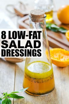 Looking for a good low fat salad dressing that's healthy yet easy to make? We've got you covered. Whether you're on the Weight Watchers diet or follow a Vegan lifestyle, we've rounded up 8 delicious homemade recipes using simple yet healthy ingredients like vinaigrette, Greek yogurt, olive oil, and honey mustard. Lettuce never tasted so good!