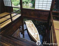 舟入之間(ふないりのま) : 京都の国宝三名閣のひとつ西本願寺飛雲閣をご存知ですか?金閣銀閣 - NAVER まとめ