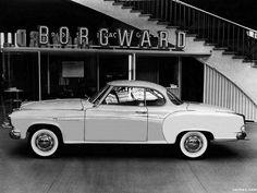 Borgward Isabella Coupe 1958