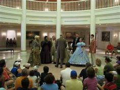 Voices of Liberty perform at The American Adventure, Epcot @ Walt Disney World