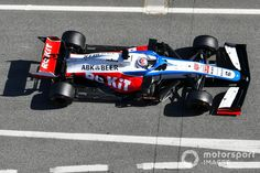 Nicholas Latifi, Williams at Barcelona February testing II High-Res Professional Motorsports Photography David Coulthard, Damon Hill, Mario Andretti, Nico Rosberg, Michael Schumacher, Toyota, Honda, Series Formula, Williams F1