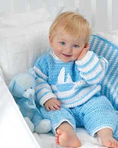 40d59f551 49 Best Free Baby Garment Patterns images