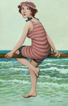 Fred Calleri… Seashells (art deco inspired)