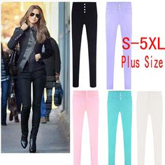 Cheap Pants & Capris on Sale at Bargain Price, Buy Quality pencil and pen holder, pencil paper, pencil rubber from China pencil and pen holder Suppliers at Aliexpress.com:1,Decoration:Button 2,Item Type:Full Length 3,Thickness:Midweight 4,Front Style:Flat 5,Waist Type:High