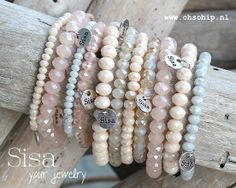 Sisa mix & Match armbandjes #ohsohip