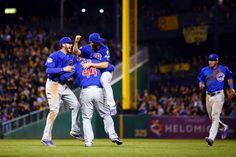 Jake Arrieta lleva Cubs a ganar el comodín de Liga Nacional