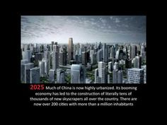 Highly speculative but food for thought nevertheless... 'The Near Future of Our World (2011-2200 AD) *HD* - YouTube'
