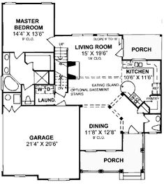 farmhouse house plans home plans homepw18229 2 045 square 3 bedroom 2 11634