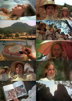 Picnic at Hanging Rock, directed by Peter Weir (1975)