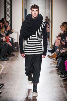 D. Gnak | FW 2014 | Milano Moda Uomo