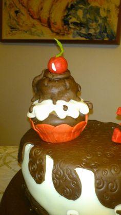 my cake <3