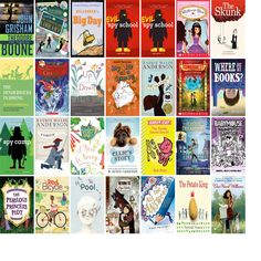 """Saturday, May 16, 2015: The Framingham Public Library has 177 new children's books in the Children's Books section.   The new titles this week include """"Theodore Boone: The Fugitive,"""" """"Escape from Mr. Lemoncello's Library,"""" and """"Bulldozer's Big Day."""""""