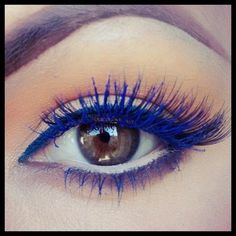 Makeup Tips For Wearing Colored Mascara