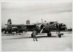 "B-25 Mitchell ""Dirty Dora"""