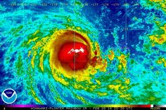 Tropical Cyclone Winston makes Cat 5 landfall in Figi
