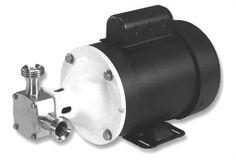Jabsco 30550-4005 Motor Pump Unit 316SS