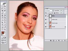 digital makeup tutorial