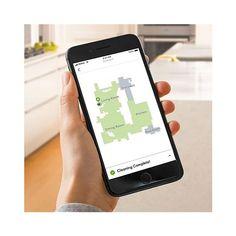 iRobot Roomba i7 robotporszívó (i715840) Iphone, Camera