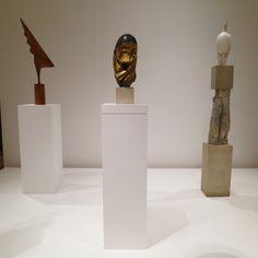 Constantin Brancusi (Sculptures) Constantin Brancusi, Museum Of Modern Art, Sculptures, Vase, Home Decor, Sculpture, Decoration Home, Modern Art Museum, Room Decor
