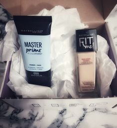 Maybelline: Fit Me Dewy + Smooth VoxBox  #beautyfrenzies #maybelline #beauty #reviews