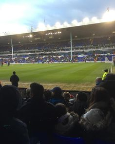 Tottenham Hotspur Football Club, London - 'I cannot thank Tottenham staff enough. We arrived using a wheelchair and we were unsure where to go. Although in a wheelchair our seats were not disabled. We asked to store the chair and they couldn't do enough for me.'