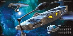 startrekships:Ships of the Line August 2015...