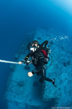 Always wanted to explore a wreck, but not sure where to start? We've got tips on wreck diving from a pro that will have you down there (safely) in no time.