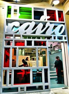 "YUM! I wish this place existed when I was in Cario, I guess I have reason now to go back. :)  Baladi Chic: Cairo's New Comfort Food  Two new restaurants, Cairo Kitchen and Zooba, both located in the tony island neighborhood of Zamalek, serve the street food of Cairo in colorful, modern settings, part of a new post-revolution dining scene that local food critics have taken to calling ""Baladi Chic."""
