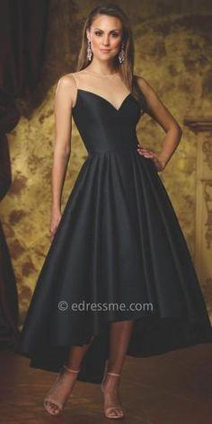 d22a9c6446e Natasha High Low Cocktail Dress by Celebrity by David Tutera  edressme High  Low Prom Dresses