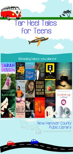 Young adult booklists