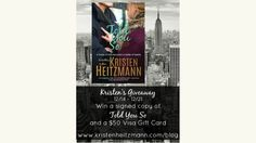 Christian Fiction Fall Scavenger Hunt 2016 ~ Stop Visa Gift Card, Fiction, Told You So, My Love, Giveaways, Book Covers, Cards, Blog, Gifts