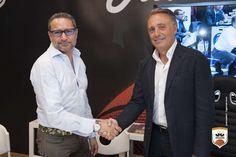 JuveCaserta, presentato coach Bucchi a cura di Redazione - http://www.vivicasagiove.it/notizie/juvecaserta-presentato-coach-bucchi/