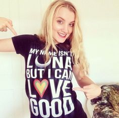 Evanna Lynch's new shirt (from her Instagram)