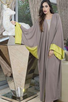 Arab Fashion, Islamic Fashion, African Fashion, Mode Abaya, Mode Hijab, Caftan Dress, Sheer Dress, Hijab Dress, Modest Fashion