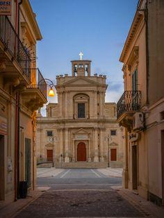 https://flic.kr/p/Wi9dj1 | Sicilian Baroque/ Rosolini/ Sicily/ Italy 2017