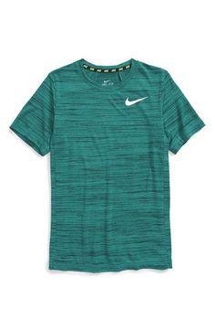 Nike 'Cool' Dri-FIT Short Sleeve Top (Big Boys)