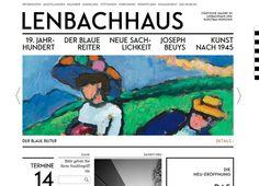 Site do Lenbachhaus