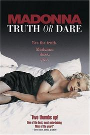 Madonna: Truth or Dare documentary, filmed on her 1990 Blonde Ambition tour