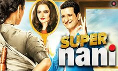 Watching Rekha again on the big screen is the only good thing about the film 'Super Nani'. Find here the complete movie #review: http://www.mapsofindia.com/my-india/movies/super-nani-movie-review