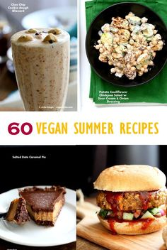 Vegan Summer Recipes for Barbecue, Grill, Picnics. Grill-able Burgers, filling Salads, Drinks, desserts, July 4th cookout menu. Summer Produce Recipes. Vegan Vegetarian Grilled Recipes. Vegan BBQ.   http://VeganRicha.com