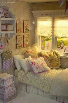Would love to spend an afternoon here with a good book!