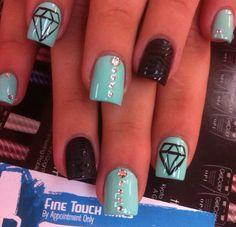 Diamond supply nails