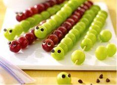 fun grape caterpillar