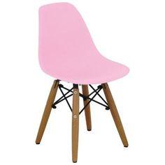 Compre Cadeira Eames Infantil e pague em até 12x sem juros. Na Mobly a sua compra é rápida e segura. Confira!