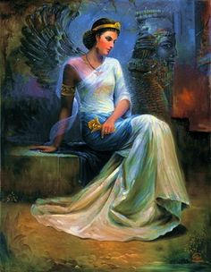 """Azarmi Coverage: Woman Emperor in 631 AD. She was the daughter of Khosrow Parviz after """"Goshtasb servant"""" of the kingdom of several Asian countries. Zrmydkht was the thirty-second Sassanid King. The name of the Cham word meaning great old and young forever"""