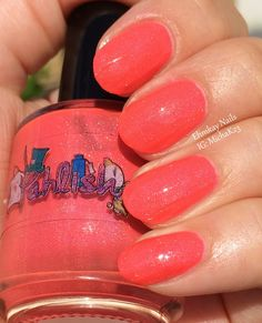 ehmkay nails: Pahlish Swatch Spam!