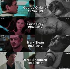 greys anatomy Oh god, 3 years until another big death, its Oh god, 3 years until another big death, its Greys Anatomy George, Greys Anatomy Funny, Greys Anatomy Episodes, Grey Anatomy Quotes, Grays Anatomy, Greys Anatomy Derek Dies, Anatomy Humor, Derek Shepherd, Lexie Grey