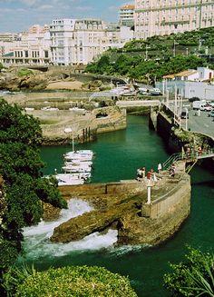 France, Biarritz, Pyrenees Atlantiques, Aquitaine